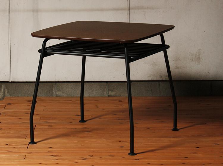 テーブル 机 ヴィンテージ 天然木テーブル Sサイズ 送料無料