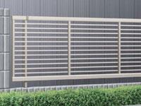 12型フェンス
