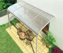 シンプルアルミテラス屋根(アール型・柱タイプ標準桁)