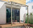 シンプルアルミテラス屋根(フラット型・柱タイプ標準桁)