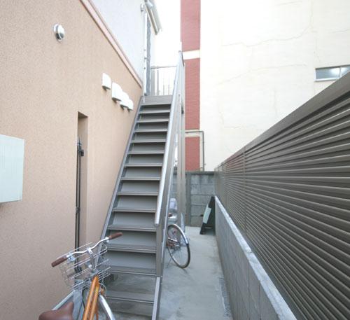 アルミ階段2