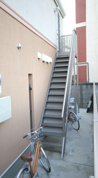 アルミ階段4