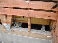 コンクリート基礎延長