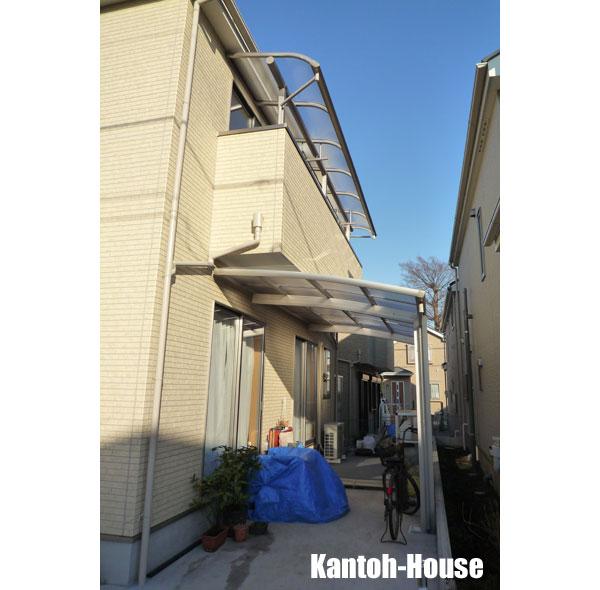 カーポート・テラス屋根設置 施工例